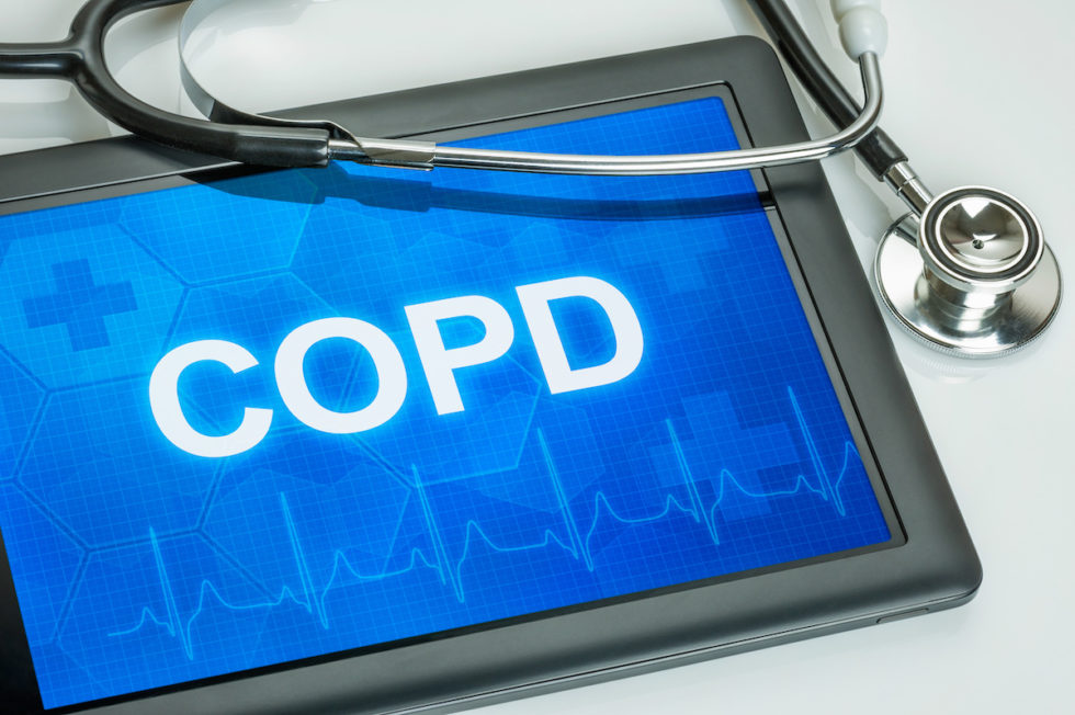The Four Stages of COPD